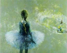 BALLERINA by Halina Tymusz