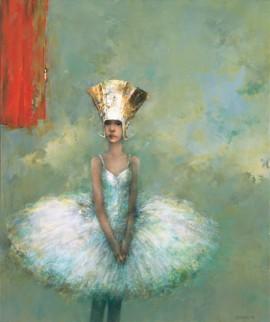 BALLERINA II by Halina Tymusz