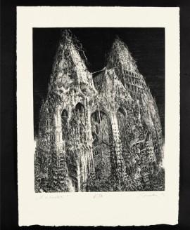 Cathedral by Stanisław Kluska