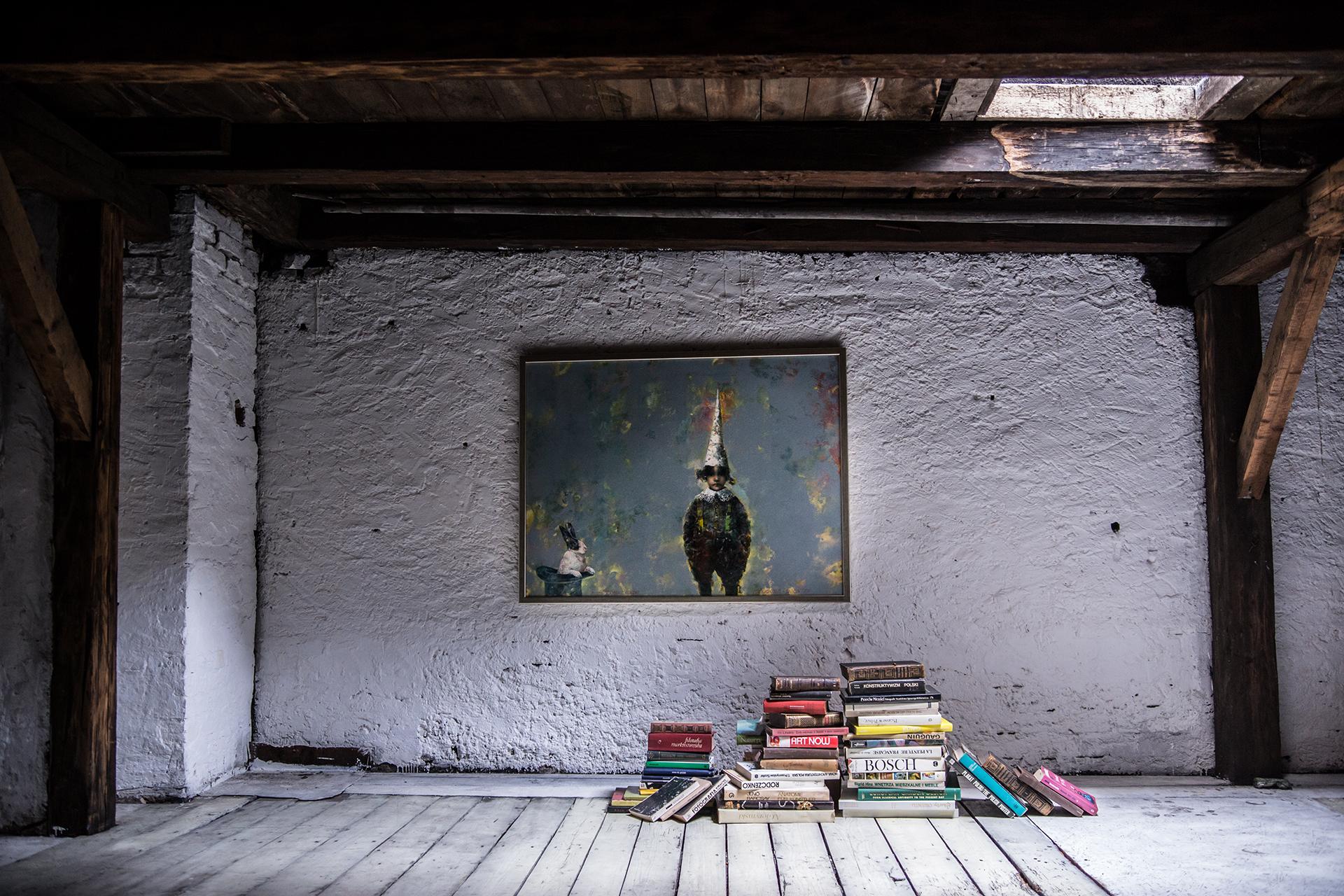 ALICE IN WONDERLAND by Halina Tymusz