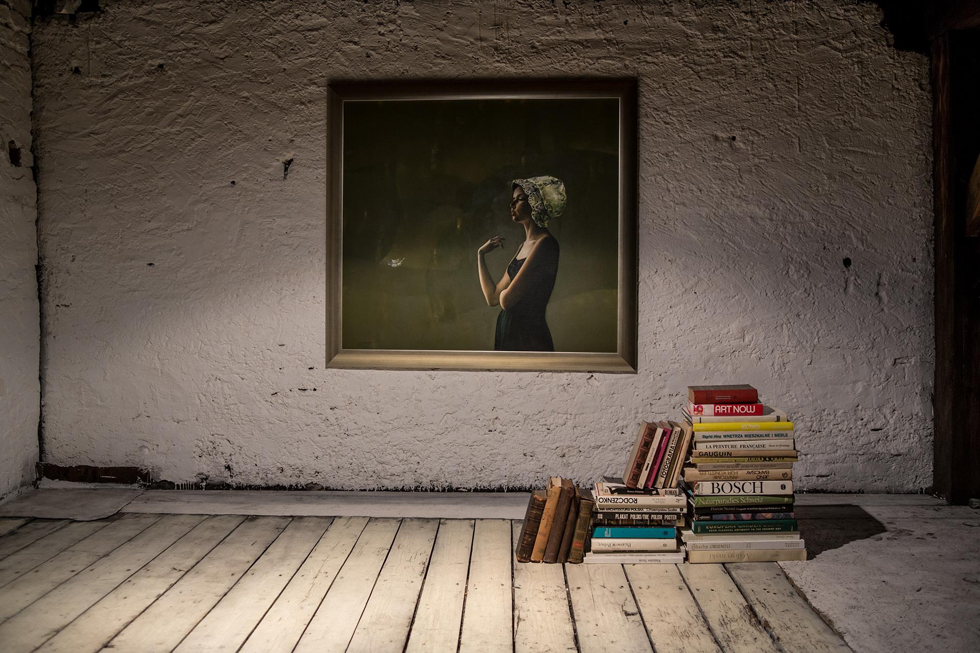FEATHER by Halina Tymusz