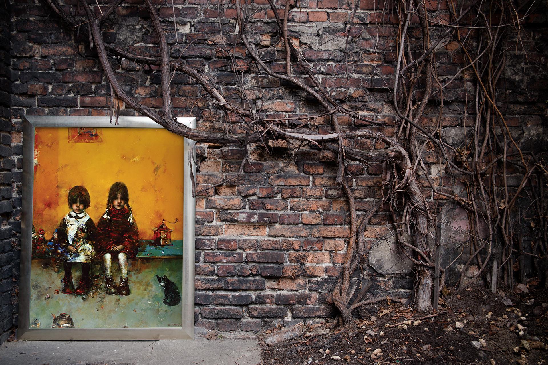 SORROWS by Halina Tymusz